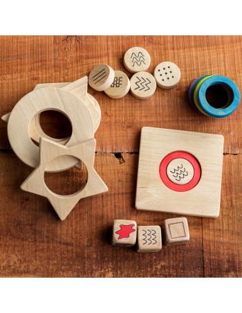 Geometría Natural propuesta de juego