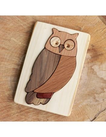 Puzzle Owl