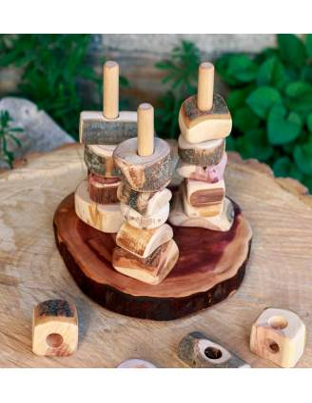 Pillars of Earth trunk slice base