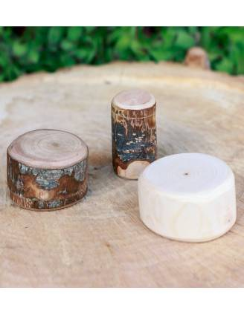 Set de troncos musicales
